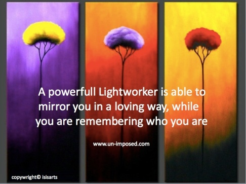 powerfull lightworker